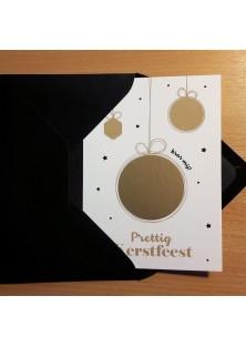 "Luxe envelop ""Pure Black"""