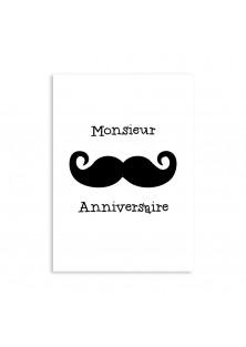 Monsieur Anniversaire