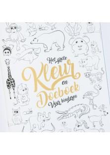 Spelletjesboek voor kinderen