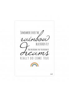 "Poster ""Rainbow"""