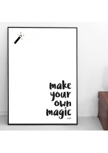 "Poster ""Make Your Own Magic"""