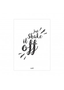 """Poster """"Shake It Off"""""""