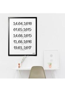 """Poster """"Data"""""""