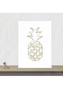 """Wenskaart """"Pineapple"""""""