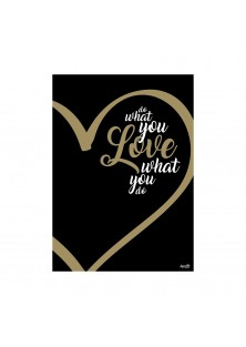 """Poster """"Do What You Love"""""""