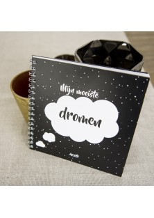 Mijn mooiste dromen nachtboek