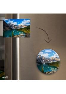 Button of magneet met eigen foto