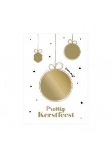 Maak je eigen Kerst kraskaart